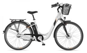 Telefunken Damen City E-Bike RC756 Multitalent mit 7-Gang Shimano Nexus Nabenschaltung