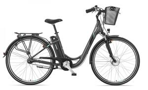 Telefunken Damen City E-Bike RC755 Multitalent mit 7-Gang Shimano Nexus Nabenschaltung