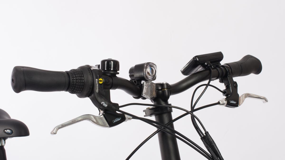 Bild 5 von Telefunken E-Bike F800, Faltrad mit 7 Gang Kettenschaltung