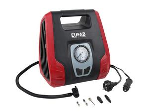 EUFAB Dual Power Kompressor 12/230V