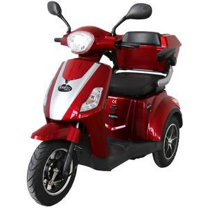 Rolektro E-Trike 15 V.2, Rot, 500 Watt