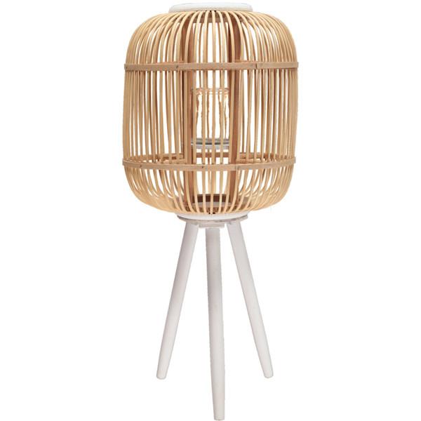 Windlicht im Boho-Stil, H:76cm