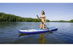 EASYmaxx Stand-Up Paddle-Board