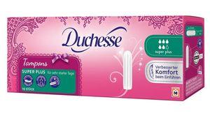 Duchesse Tampons Super Plus, 16 Stück