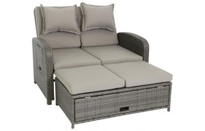 Loungesofa 3 in 1 Bahia Rondo