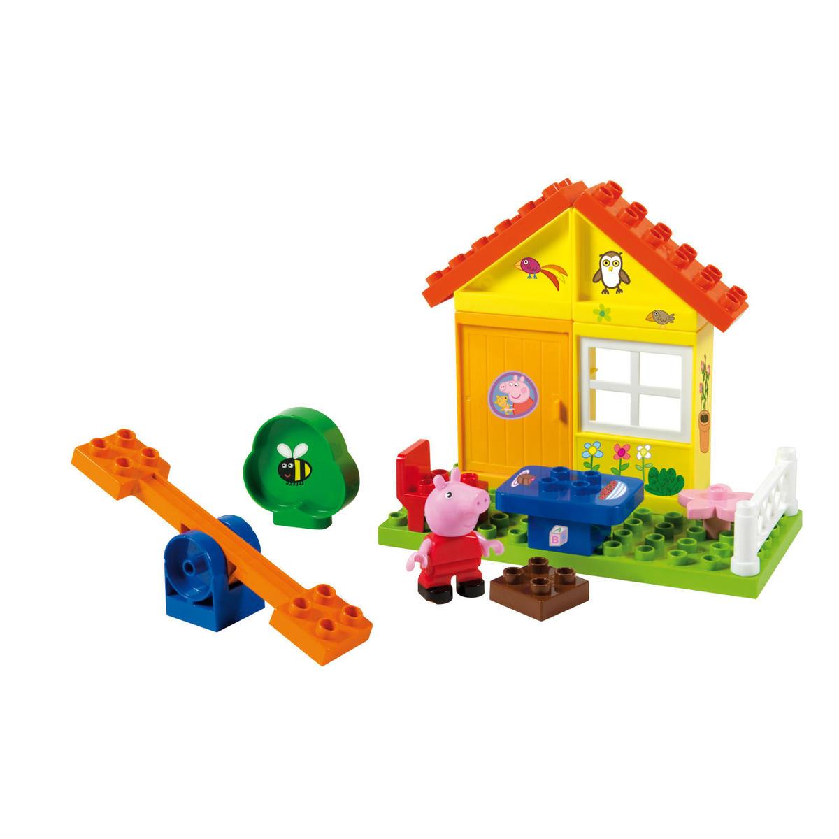 Bild 1 von BIG PlayBIG Bloxx Peppa Garden House, 800057073