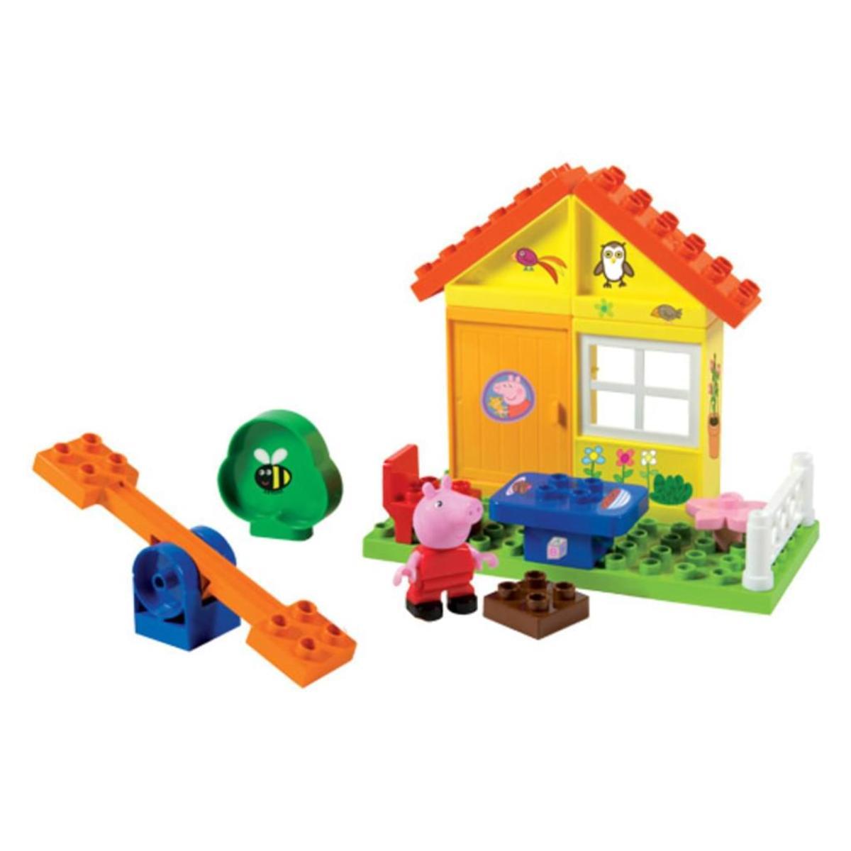 Bild 2 von BIG PlayBIG Bloxx Peppa Garden House, 800057073