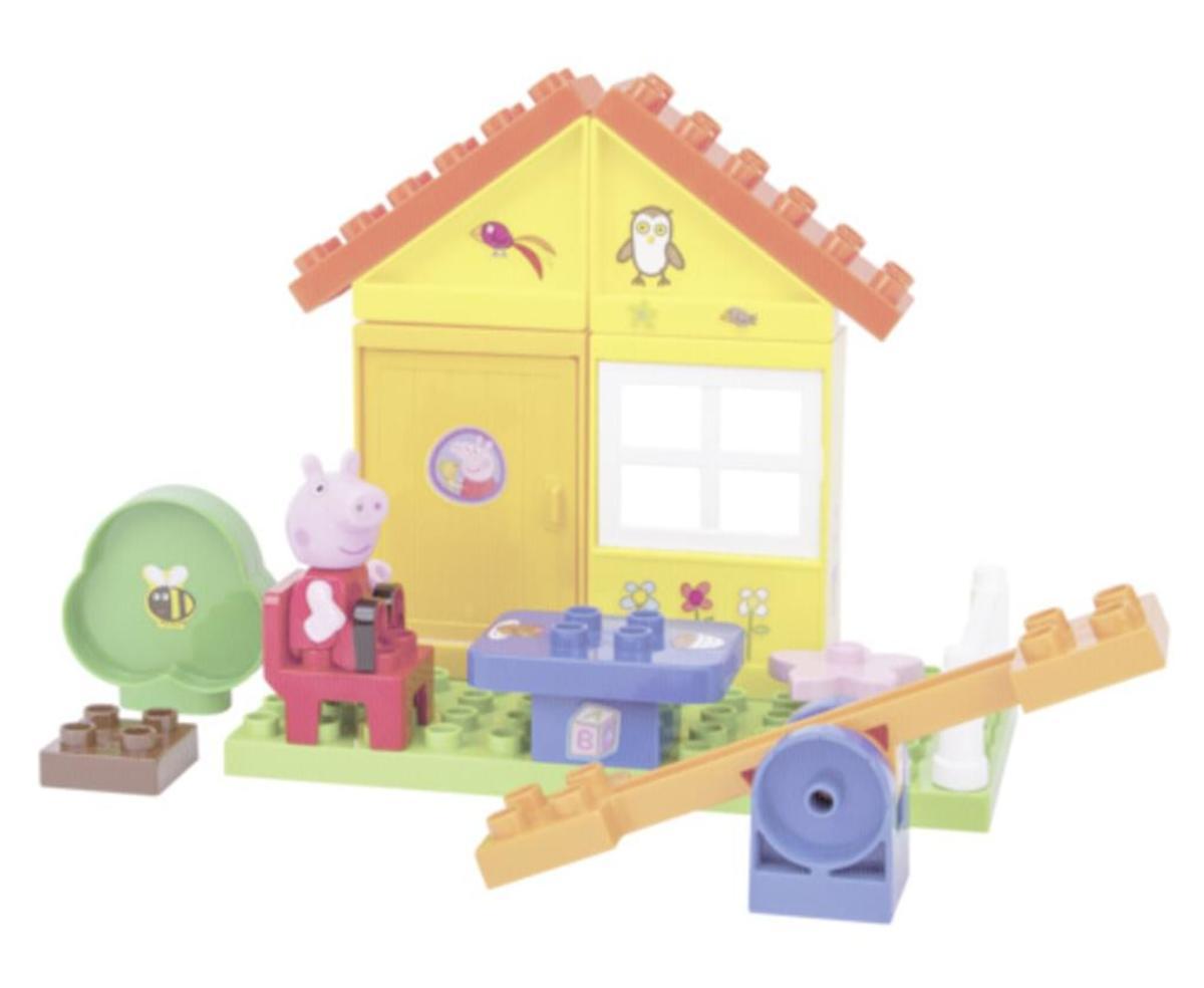 Bild 3 von BIG PlayBIG Bloxx Peppa Garden House, 800057073