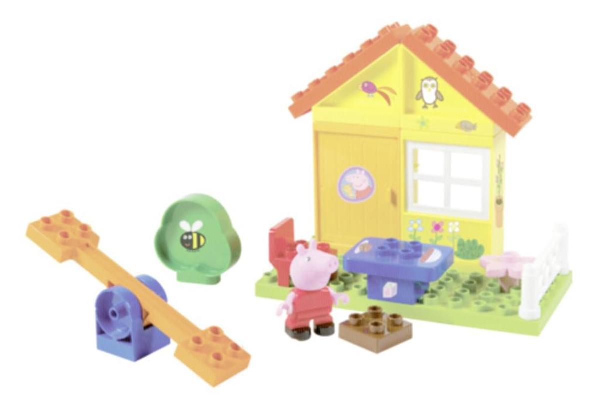 Bild 4 von BIG PlayBIG Bloxx Peppa Garden House, 800057073