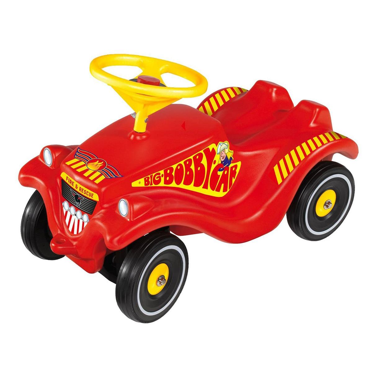 Bild 1 von BIG-Bobby-Car Feuerwehr mit Flüsterreifen