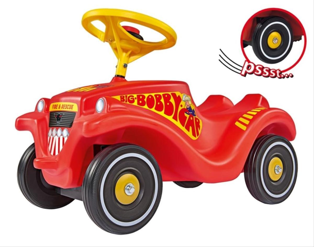 Bild 2 von BIG-Bobby-Car Feuerwehr mit Flüsterreifen