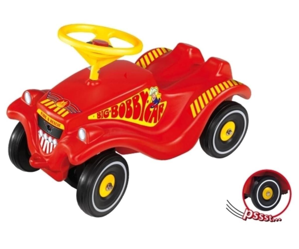 Bild 5 von BIG-Bobby-Car Feuerwehr mit Flüsterreifen