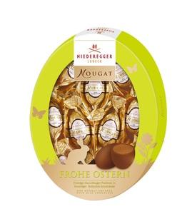 Niederegger Nougat-Eier, oval, 1er Pack (1 x 150 g)