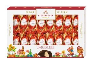 Niederegger Marzipan-Eier, 1er Pack (1 x 250 g)