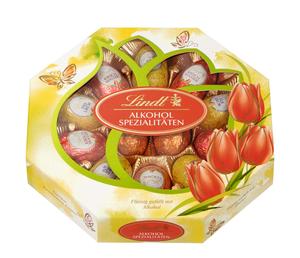 Lindt Alkohol Spezialitäten-Eier 216 g
