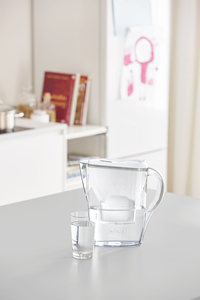 BRITA Wasserfilter Marella Cool incl. 1 MAXTRA Filterkartusche