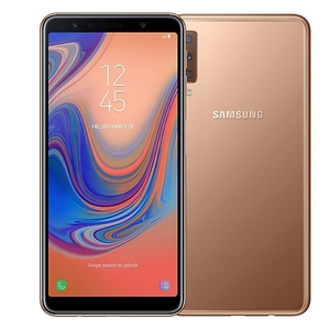 Samsung Galaxy A7 (2018) 64GB, gold