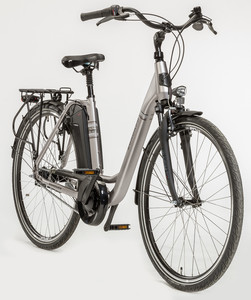 Zündapp Alu-City-E-Bike Green 5.0, 28er