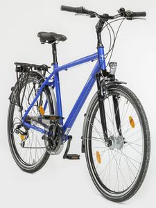 Zündapp Alu-Trekkingrad Silver 3.0, 28er Herren
