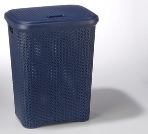 Real Quality Wäschebox Rattanoptik