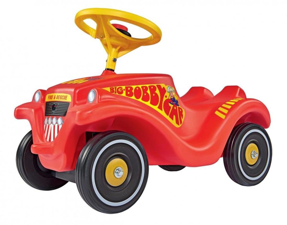 Bild 3 von BIG-Bobby-Car Feuerwehr mit Flüsterreifen