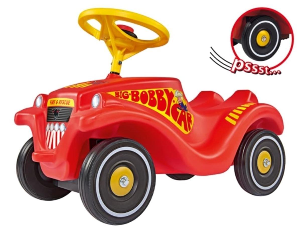 Bild 4 von BIG-Bobby-Car Feuerwehr mit Flüsterreifen