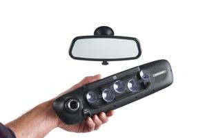 NEXTBASE Rückspiegel Dash Cam 1080p Full HD; NBDVRMIRROR