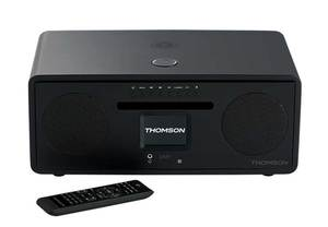 Thomson MIC500BT HiFi all in one System BT/DAB+/USB/CD,120 Watt