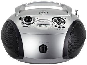 Grundig Radio CD Stereo CD GBR 2000 silber