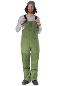 NITRO Kitami Bib - Snowboardhose für Herren - Grün