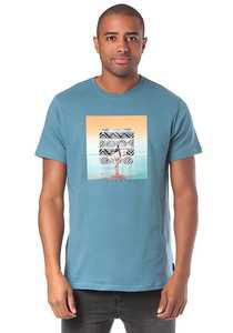 BILLABONG Framed - T-Shirt für Herren - Blau