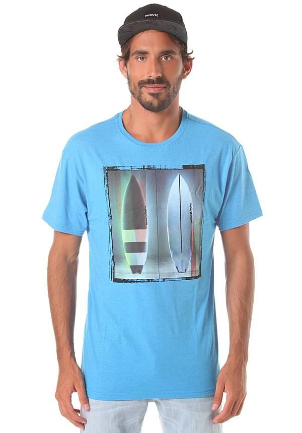 Hurley Boards - T-Shirt für Herren - Blau