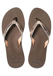 Reef Cushion Luna - Sandalen für Damen - Pink