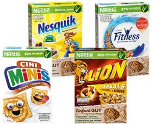 Nestlé®  Cerealien