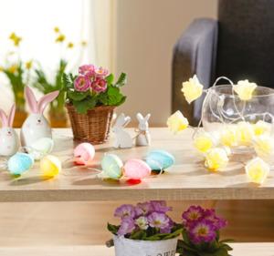 HOME IDEAS LIVING 10er-LED-Lichterkette