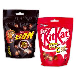 Nestlé Kit Kat / Lion Pop Choc