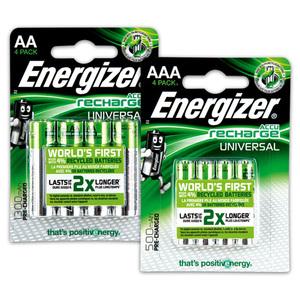 Energizer Akkus