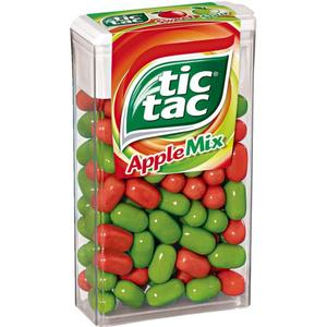 tic tac apple mix 2.84 EUR/100 g
