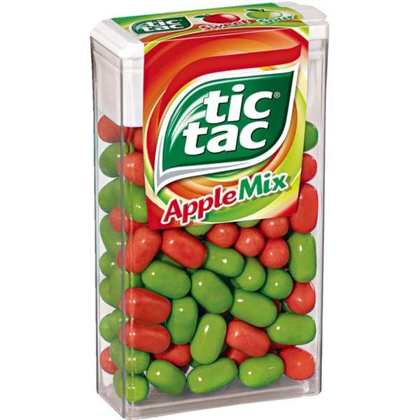 tic tac apple mix 2.84 EUR/100 g