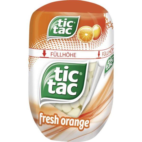 tic tac fresh orange 2.03 EUR/100 g