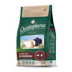 Christopherus Getreidefrei Senior Ente und Kartoffel