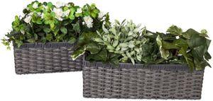 Blumenkasten - aus Kunststoff - verschiedene Größen