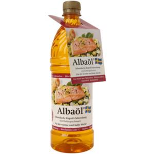 Albaöl Rapsöl mit Buttergeschmack 0,75l