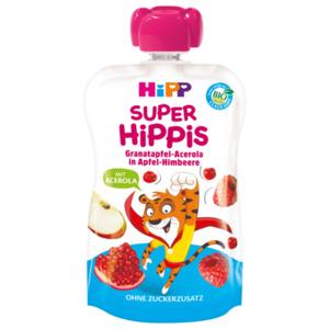 Hipp Super Hippis Granatapfel-Acerola in Apfel-Himbeere 100g