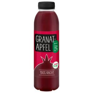 REWE to go Granatapfelsaft 500 ml