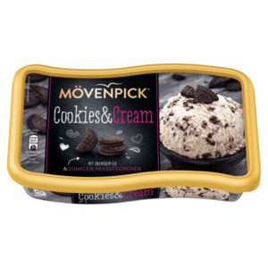 Mövenpick Cookies&Cream 850ml
