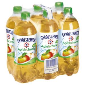 Gerolsteiner Apfelschorle 6x0,75l