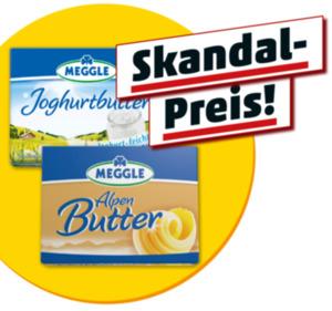 MEGGLE Alpen- oder Joghurtbutter