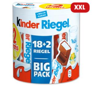 FERRERO Kinder Riegel Big Pack
