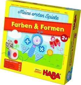 Haba Farben und Formen - Meine ersten Spiele